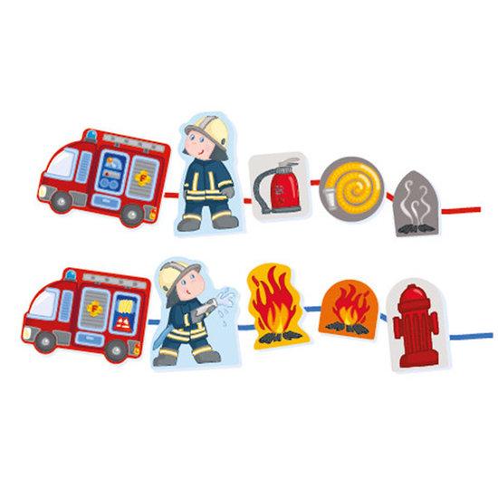 Haba Haba rijgspel Brandweer
