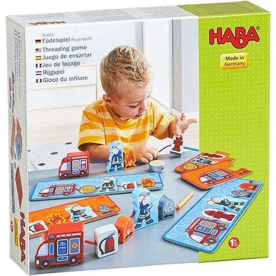 Haba Haba threading game Fire Brigade