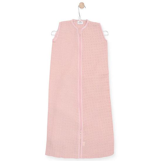 Jollein Jollein muslin summer sleeping bag 90cm Pale pink
