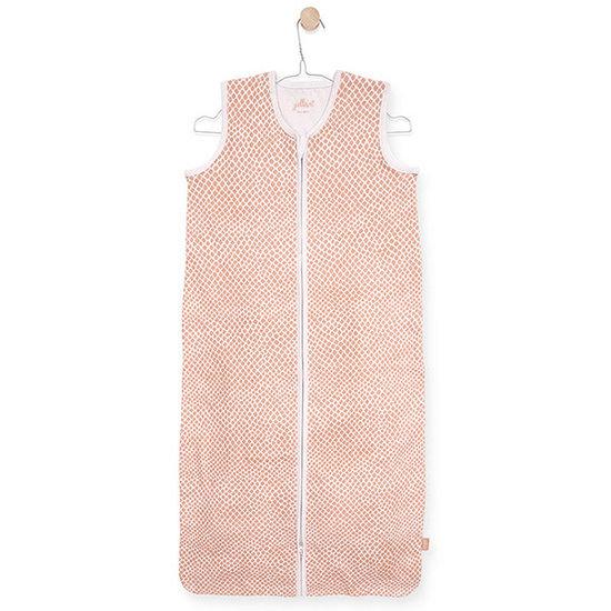Jollein Jollein summer sleeping bag 90cm Snake pale pink