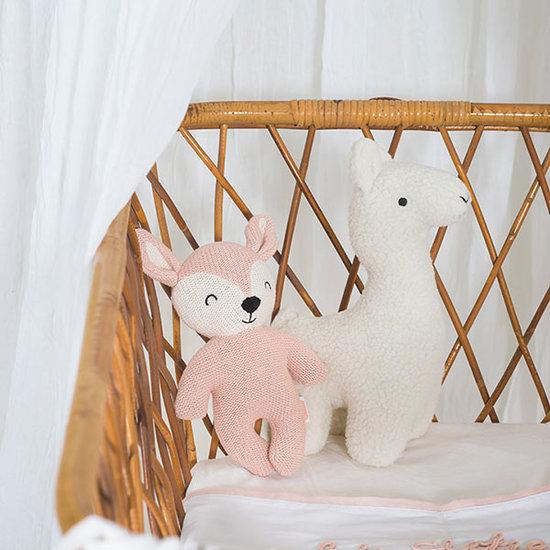 Jollein Jollein knuffel Deer Pale pink