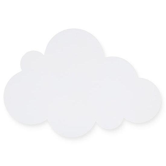 Jollein Jollein Wandleuchte Clouds white