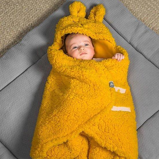 Jollein Jollein nid d'ange Bunny Mustard