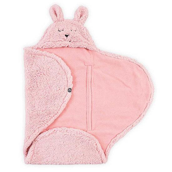 Jollein Jollein footmuff Bunny Pink