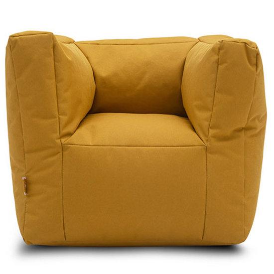 Jollein Jollein Sitzsack - Kindersofa Mustard