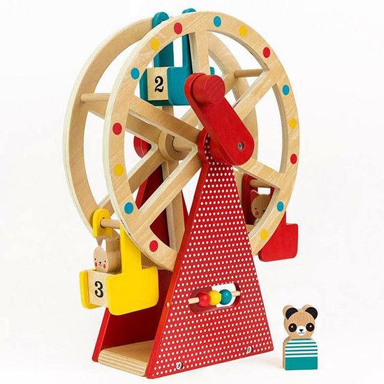 Petit Collage Petit Collage grande roue en bois