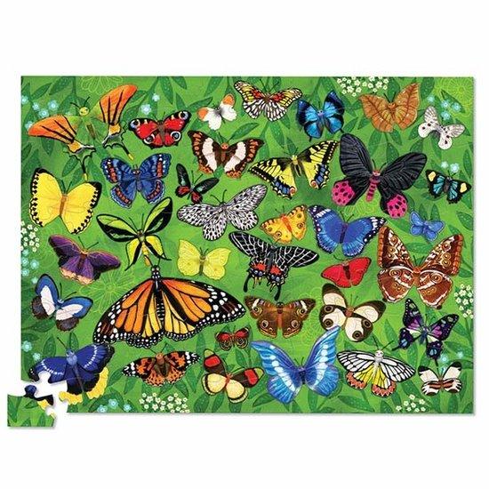 Crocodile Creek Crocodile Creek puzzel 36 vlinders 100st