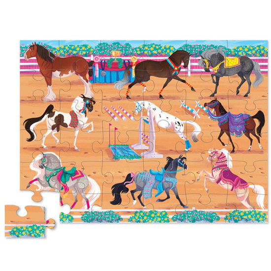 Crocodile Creek Crocodile Creek puzzel Paarden dromen 36st