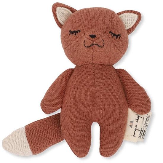 Konges Slojd Rassel Mini Fox toffee - Konges Sløjd