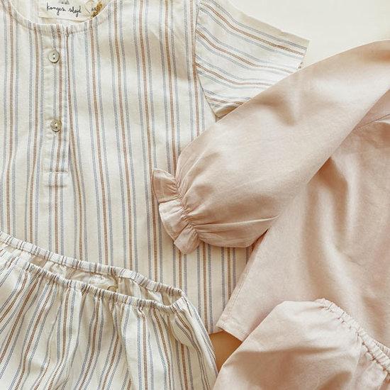 Konges Slojd Konges Slojd Visno kinder blouse Vintage stripe