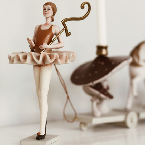 Konges Slojd Konges Slojd verjaardagstrein ballerina