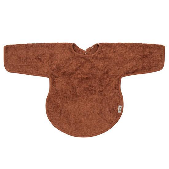 Timboo Slab met mouwen Hazel brown 36x34cm - Timboo
