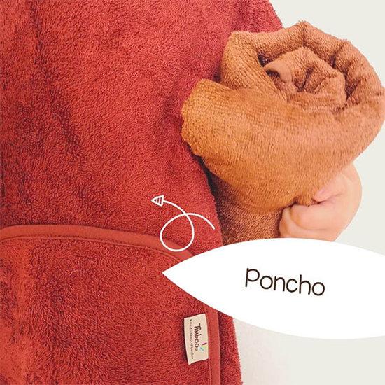 Timboo Poncho Rosewood - Timboo