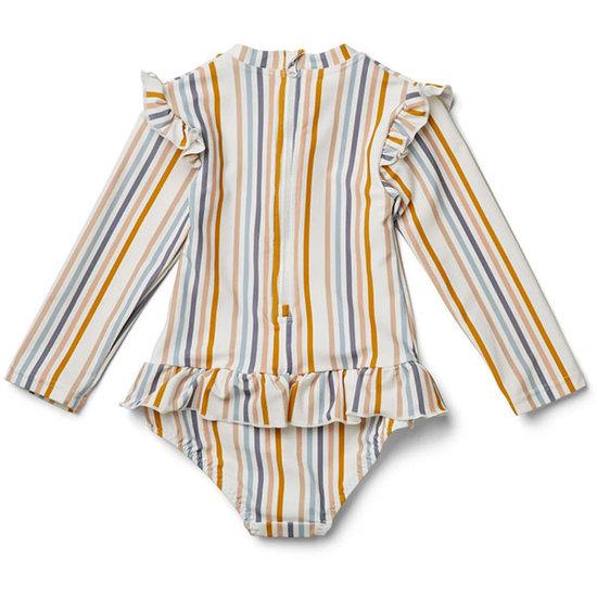 Liewood Badpak Sille Stripe Multi - Liewood