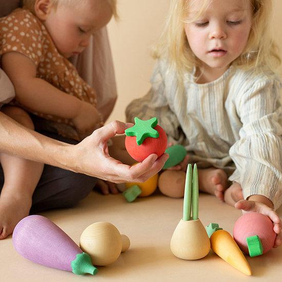 Raduga Grez Raduga Grez houten groenten set