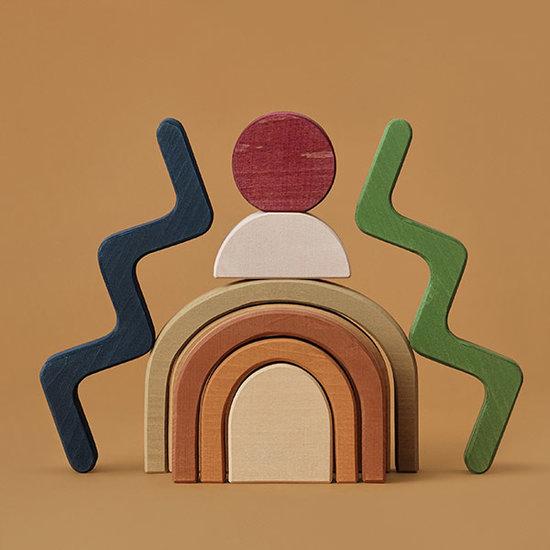 Raduga Grez Raduga Grez building blocks Shapes