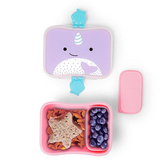 Skip Hop Skip Hop lunchbox - brooddoos Narwhal