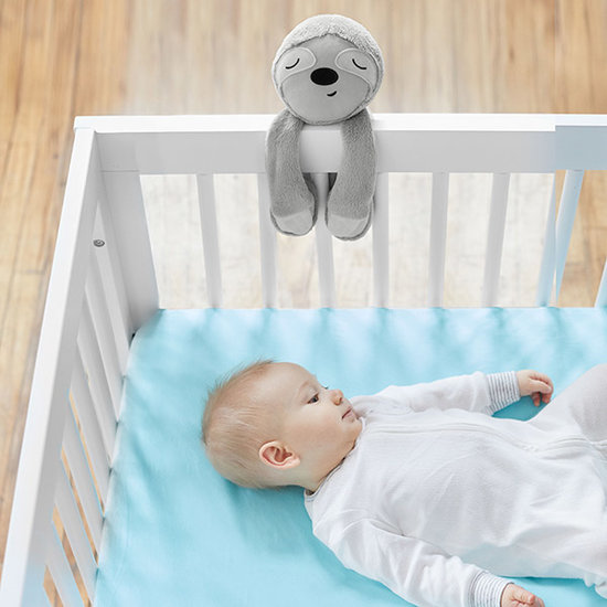 Skip Hop Skip Hop Cry-activated soother - sloth knuffel