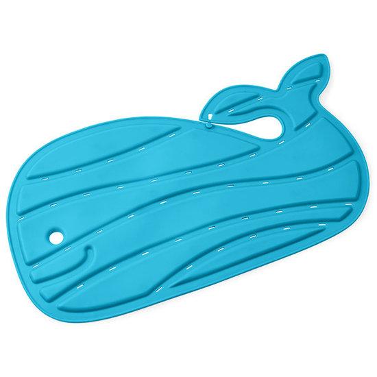 Skip Hop Badmat antislip Moby blauw - Skip Hop