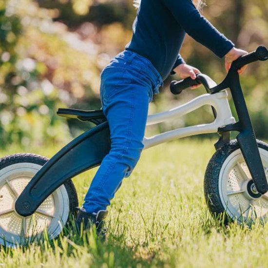 Wishbonebike loopfiets Wishbone bike RE2 2-in-1 RAW loopfiets