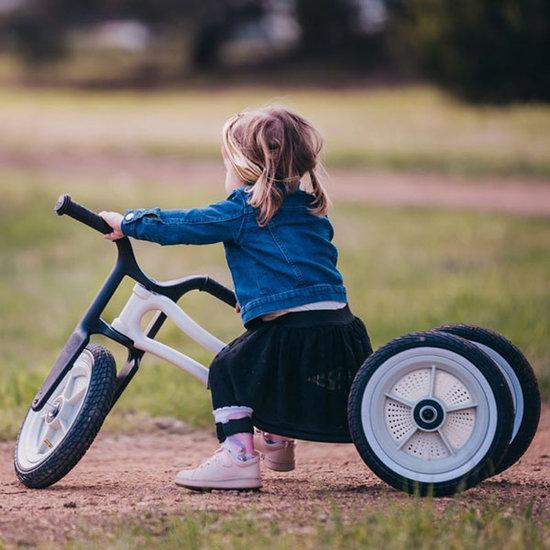 Wishbonebike loopfiets Wishbone Trike Kit RAW Umbauset