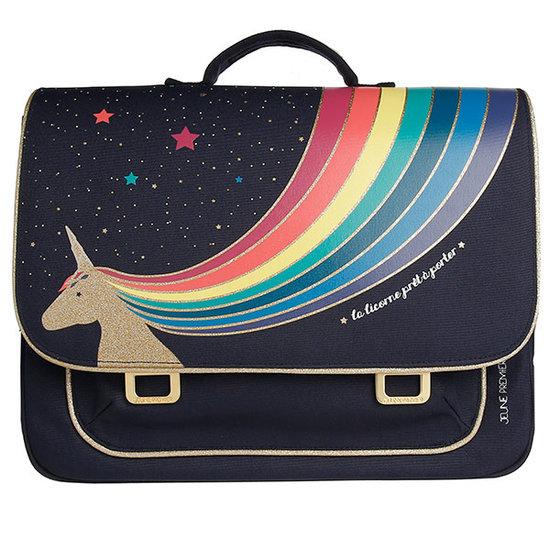Jeune Premier boekentas Boekentas it bag Midi Unicorn Gold - Jeune Premier