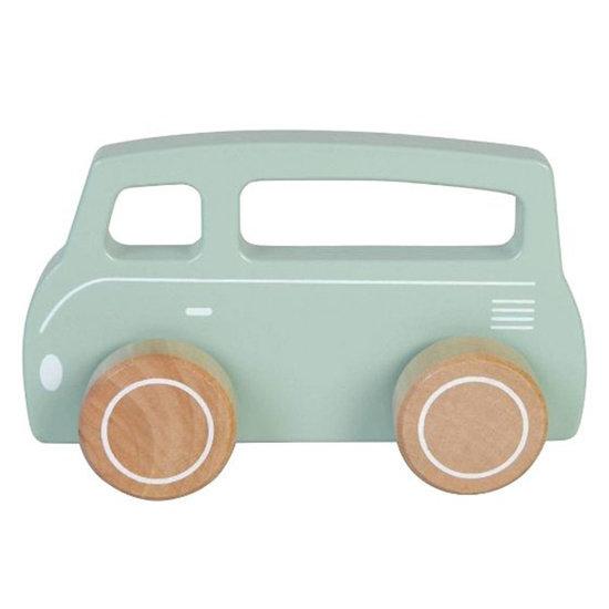 Little Dutch Spielzeugauto - Van - Mixed Stars Mint - Little Dutch