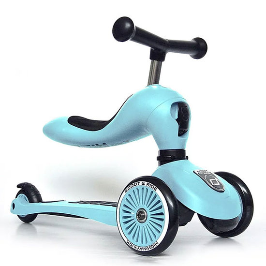 Scoot and Ride Scoot and Ride Roller Highwaykick 1 - Blueberry