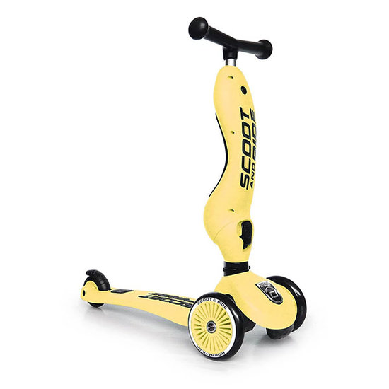 Scoot and Ride Scoot and Ride Roller Highwaykick 1 - Lemon
