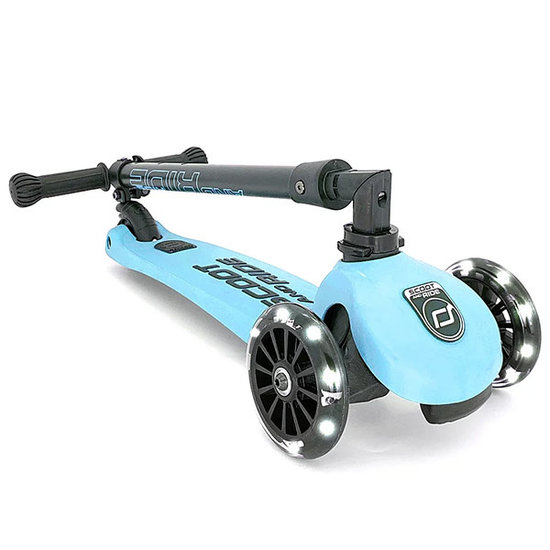 Scoot and Ride Scoot and Ride step Highwaykick 3 - Blueberry