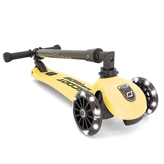 Scoot and Ride Scoot and Ride step Highwaykick 3 - Lemon