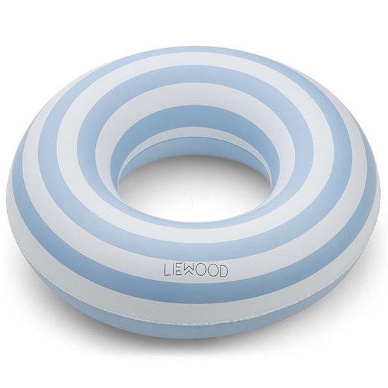 Liewood Liewood Baloo zwemring - Stripe Sea blue