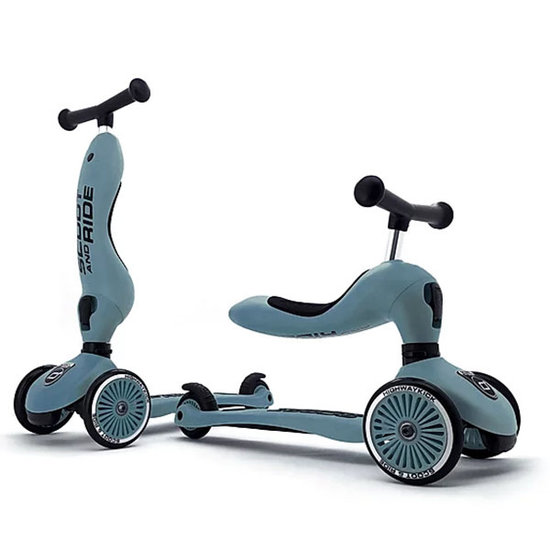 Scoot and Ride Scoot and Ride Roller Highwaykick 1 - Steel