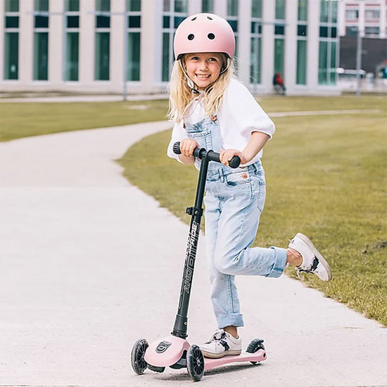 Scoot and Ride Scoot and Ride step Highwaykick 3 - Rose