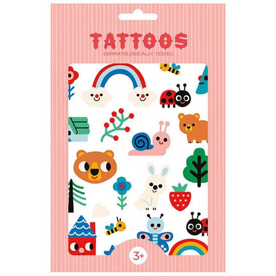 Petit Monkey Petit Monkey Tattoos Naturfreunde +3 Jahren