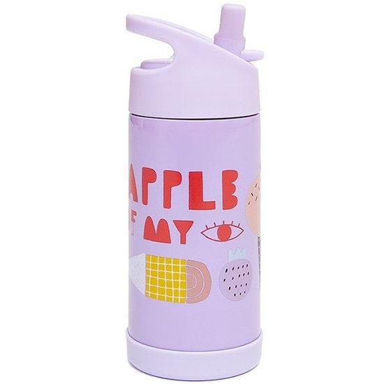 Petit Monkey Trinkflasche Edelstahl Apple of my eye Petit Monkey
