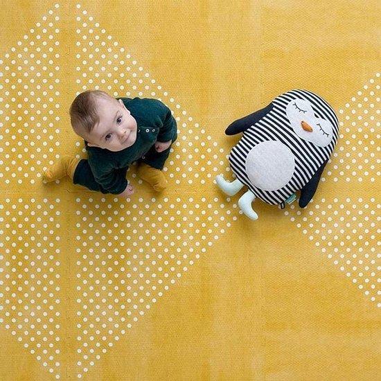 Toddlekind Toddlekind play mat Earth - Mustard