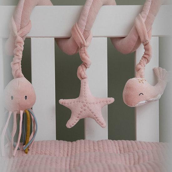 Little Dutch Boxspiraal Ocean pink - Little Dutch