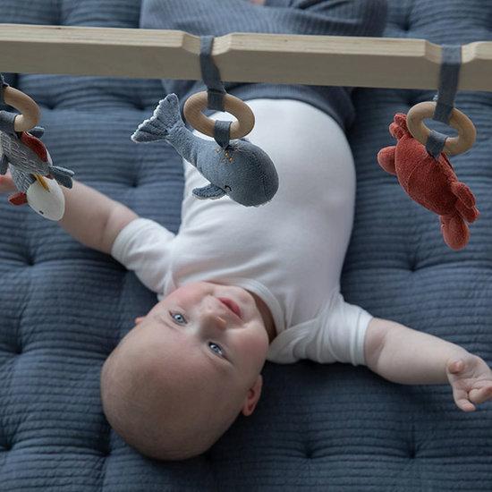 Little Dutch Babygym Ocean blue - Little Dutch