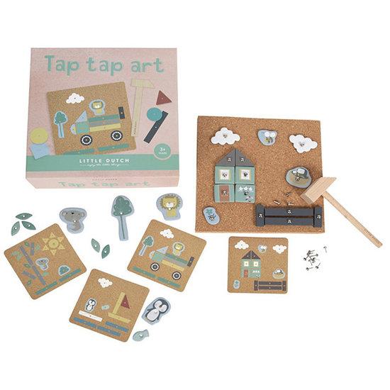 Little Dutch Tap Tap art set - Little Dutch