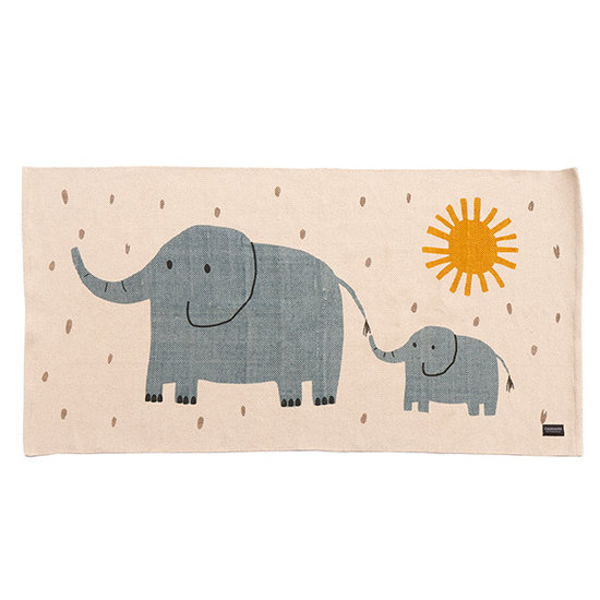 Roommate Tapijt Elephant - Roommate