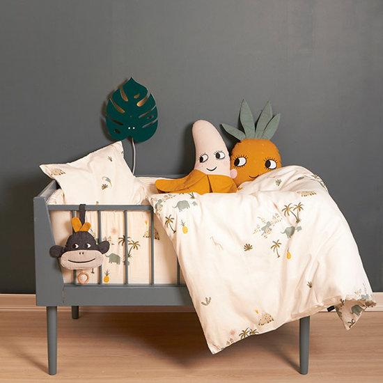 Roommate Dekbedovertrek baby Tropical - Roommate