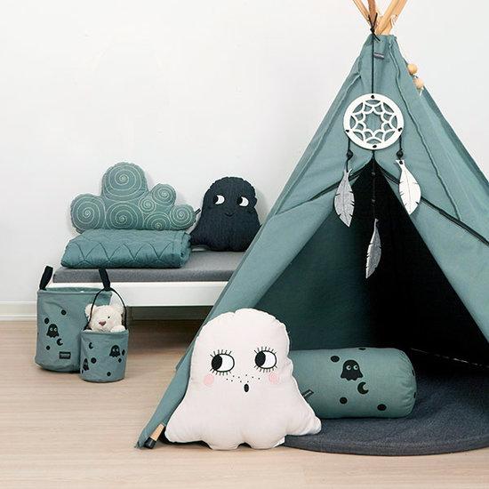 Roommate Tipi - Hippie speeltent - Sea grey - Roommate