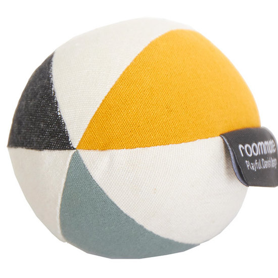 Roommate Ball with bell - Sea grey - Roommate