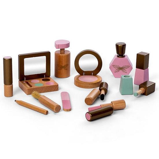 By Astrup Make up set hout - By Astrup