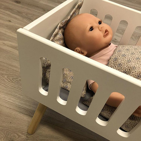 By Astrup Dolls cot - By Astrup