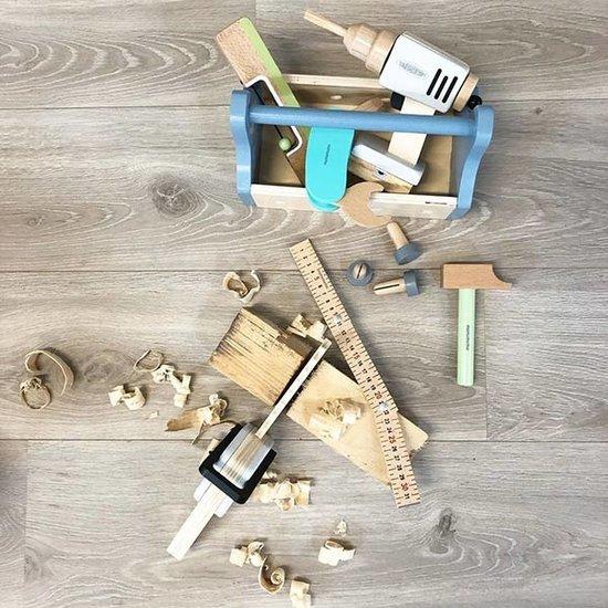 Mamamemo Speelgoed boormachine - Mamamemo