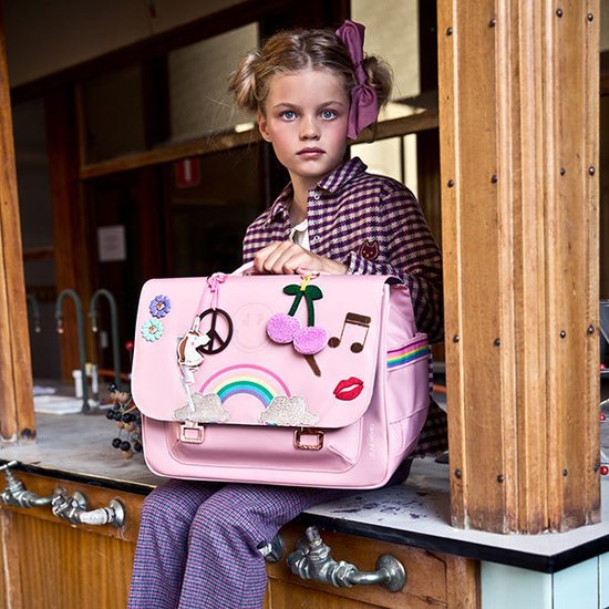 Jeune Premier boekentas Jeune Premier boekentas Midi Lady Gadget Pink