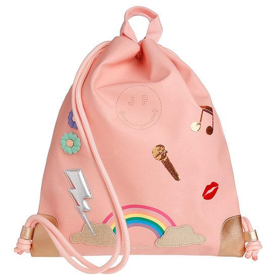 Jeune Premier boekentas Zwemzak Jeune Premier City Bag Lady Gadget Pink