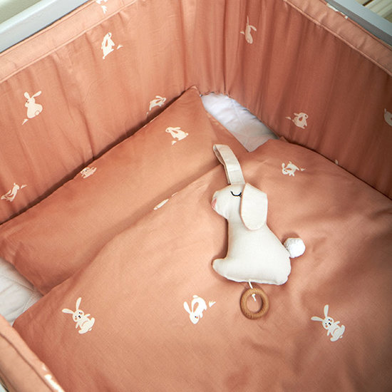 Roommate Crib bumper Rabbit - Roommate